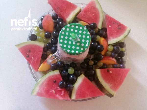 Doğal Meyveli İçecek