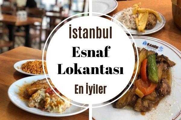 İstanbul'un En Lezzetli 11 Esnaf Lokantası Tarifi