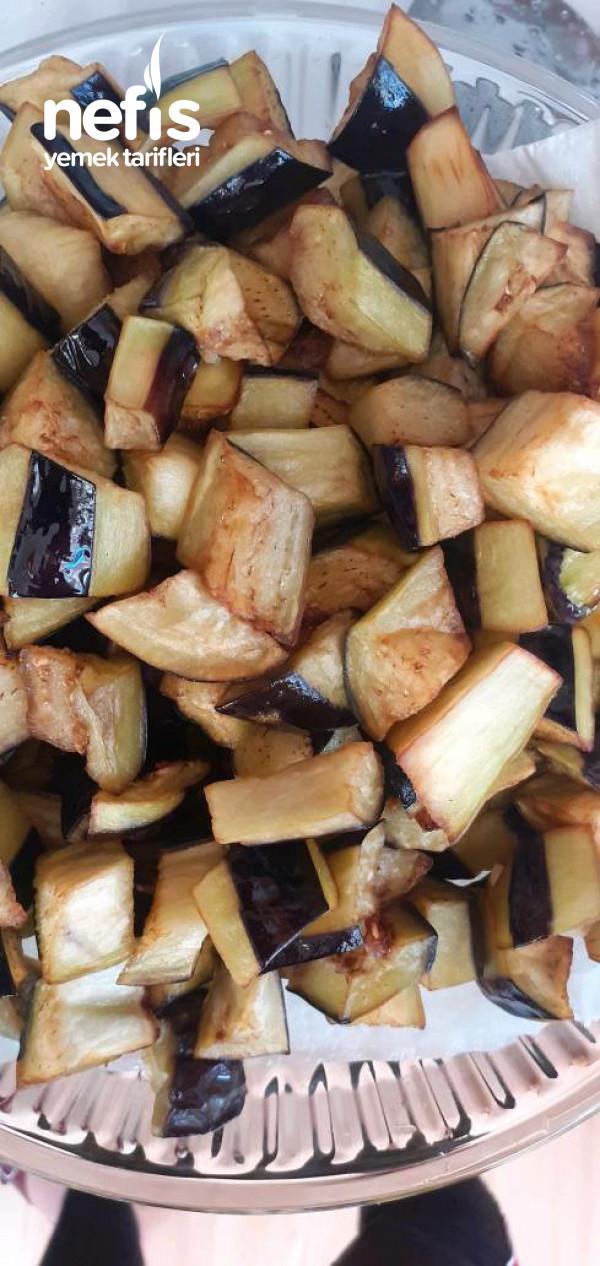 Patlıcan Türlüyü Birde Böyle Deneyin