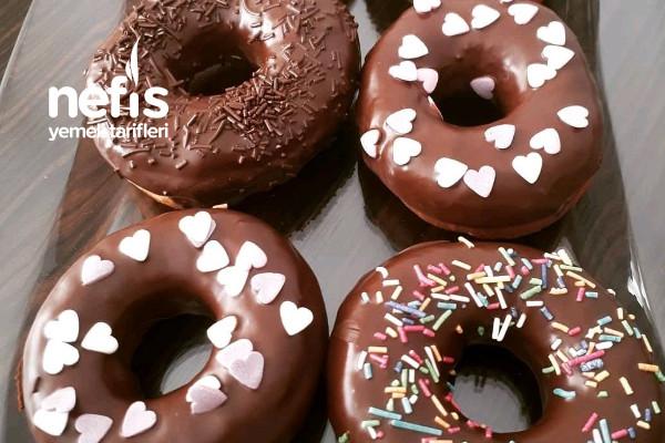 Teremyağlı Enfes Donut Tarifi