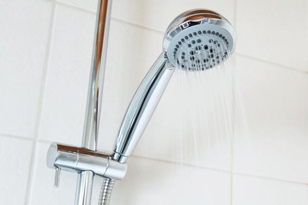 sıcak duş