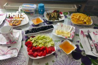 Kahvaltı Menüm Tarifi