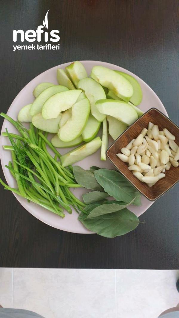 Salatalık Turşusu(bir Haftada Yiyebileceğiniz)