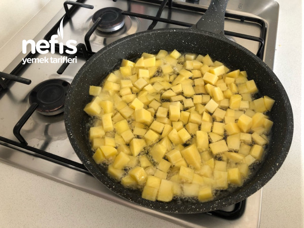 Akşama Ne Pişirsem Diye Düşünenler Tavuklu Çökertme Kebabı Tarifi