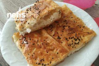 Su Böreği Tadında Peynirli Börek Tarifi