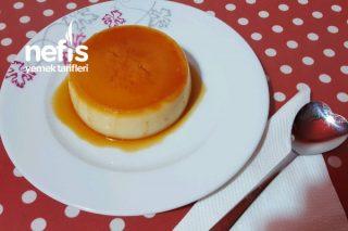 Krem Karamel (Creme Caramel) Tarifi