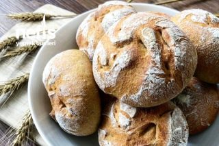 Sağlıklı Mini Ekmekler Tarifi