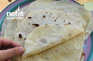 Lavaş Ekmek (Mayasız Ve Çok Pratik) Tarifi