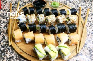 Suşi(sushi, Susi) Tarifi