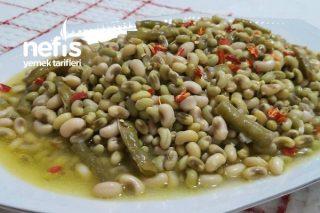 Karnı Kara Salatası (Taze İç Börülce) Tarifi