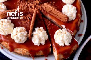 Teremyağlı Lotus Cheesecake Tarifi