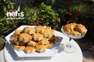 Ağızda Dağılan Çörek Otlu Tuzlu Kurabiye (Tam Ölçülü) Tarifi