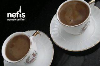 Enfes Tadıyla Dibek Kahvesi (Birde Karıştırarak Pişirin İnanılmaz Lezzetli) Tarifi