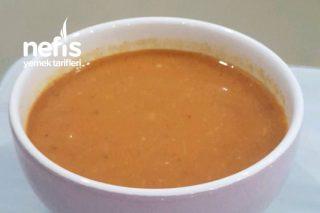 Lezzetli Sağlıklı Sebze Çorbası Tarifi