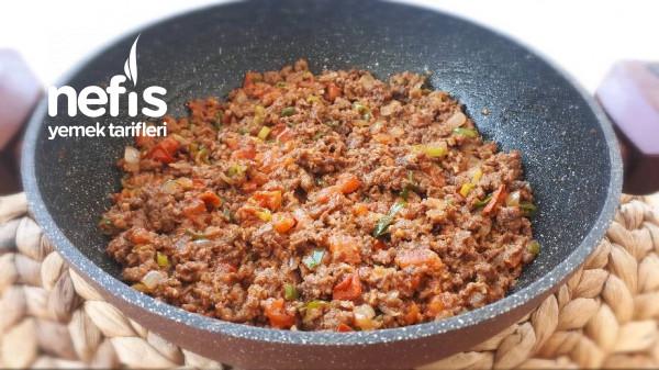 Teremyağlı Kıymalı Rulo Patates