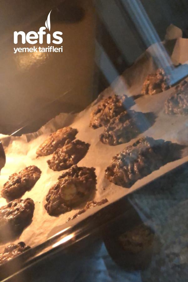Damla Çikolatalı Kurabiye (Cookie)