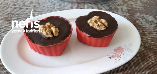 Ev Yapımı Diyet Çikolata
