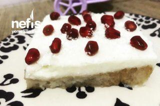 Teremyağlı Etimek Pastası Tarifi