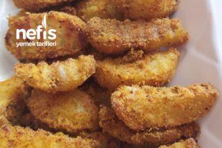 Fırında Elma Dilimi Patates Tarifi