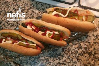 Hot Dog (Sosisli Sandviç) Tarifi