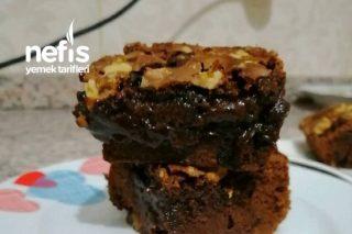 İncirli Brownie Tarifi