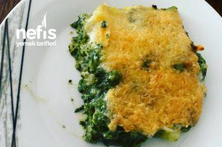 Ispanak Mantar Ve Patatesin Buluşması Tarifi
