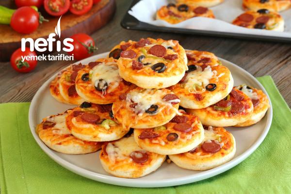 Nefis Kahvaltı Pizzası