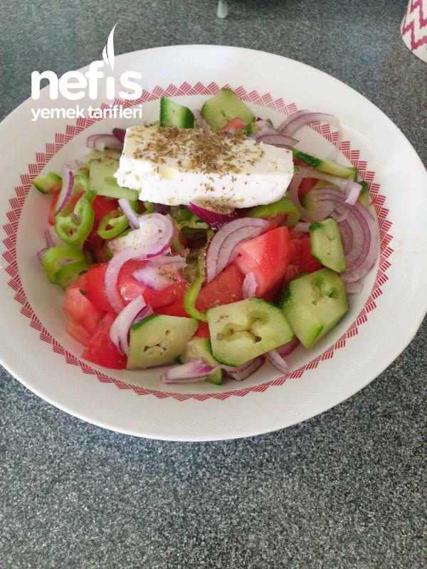 Peksimetli Yaz Salatası