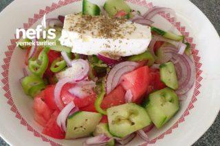 Peksimetli Yaz Salatası Tarifi