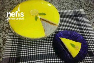 Pişmeyen Limonlu Pasta (Videolu) Tarifi