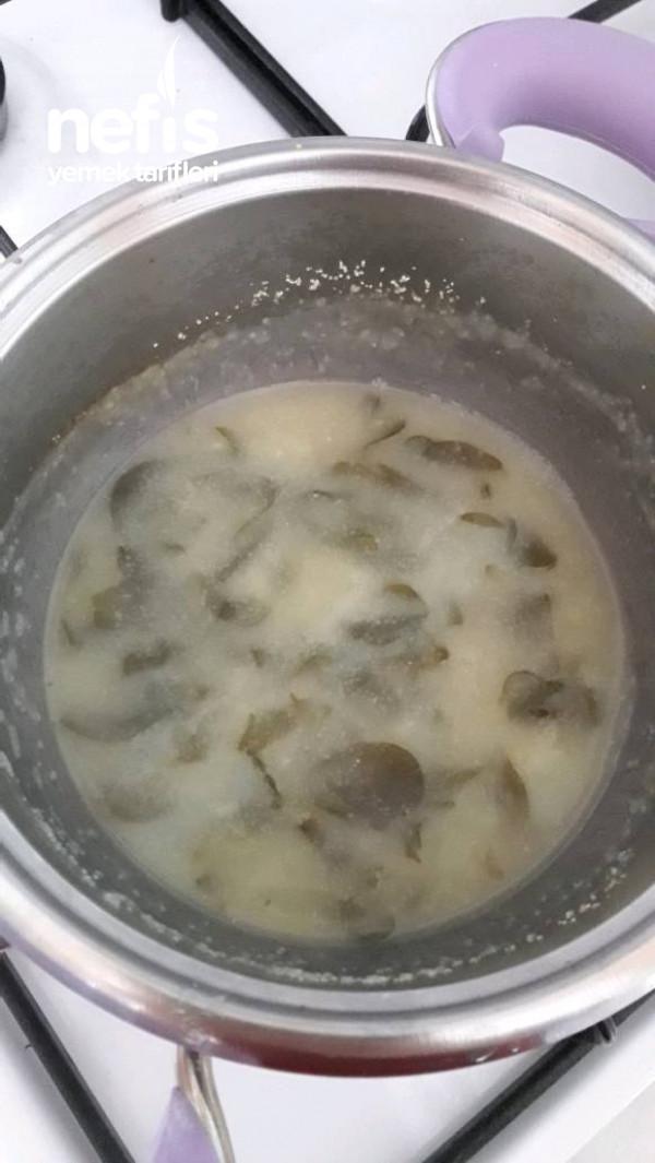 Semizotlu Bebek Çorbası (+7 Ay)