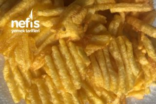 Çıtır Cips Tadında Patates Kızartması Tarifi
