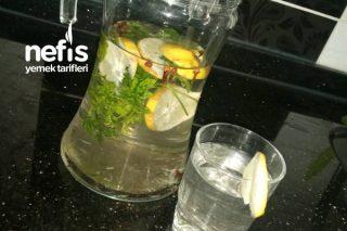 Detoks Suyu (Bağışıklık Güçlendirici) Tarifi
