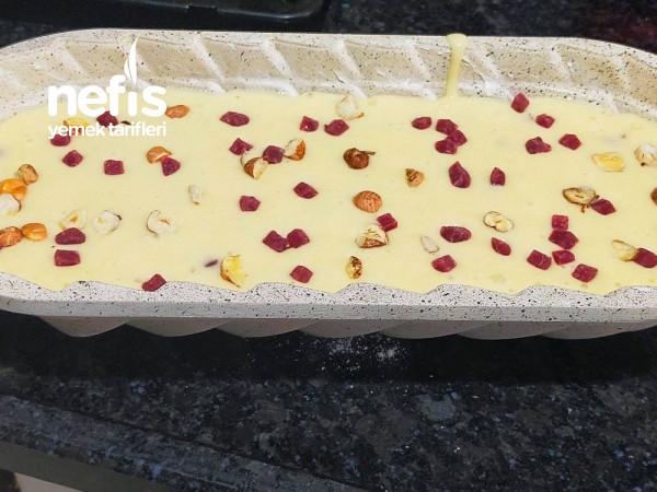 Fındıklı ahududulu Kek