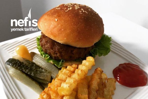 Herkesin Sevdiği Hamburger Patates Tarifi