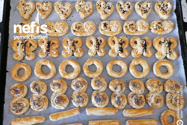 Teremyağlı Pastane Kurabiyesi Tarifi