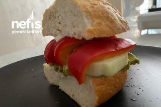 Vegan Sandviç Tarifi