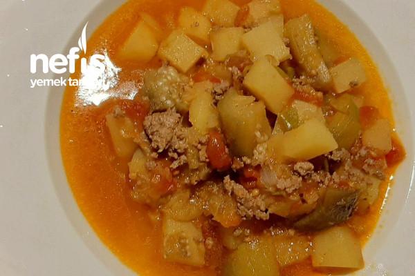 Patlıcan Yemeği Tarifi