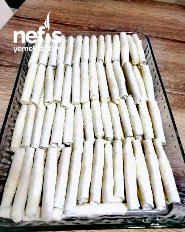 9 Yufka 144  Sigara Böreği( BUZLUK İÇİN)