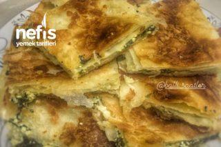 Teremyağlı Arnavut Böreği Ispanaklı Tarifi