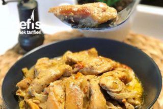 Kremalı Tavuk But Tarifi