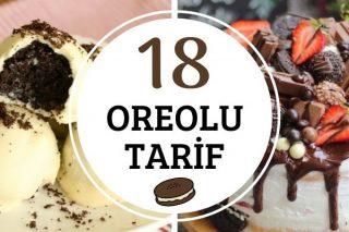 Oreolu En Nefis 18 Tatlı Tarifi