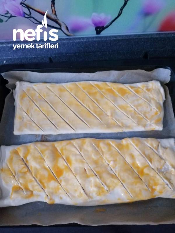 Teremyağlı Peynirli Sivas Katmeri