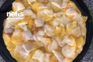 Yumurtalı Kaşarlı Patates ( Bu Tarif Kaçmaz) Tarifi