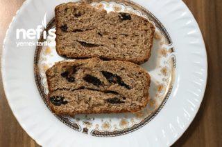 Cevizli Üzümlü Çavdar Ekmeği Tarifi