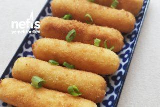 Patates Kroketi (Croquettes ) Tarifi