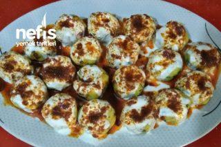 Yoğurtlu Sarımsaklı Patates Topları Tarifi