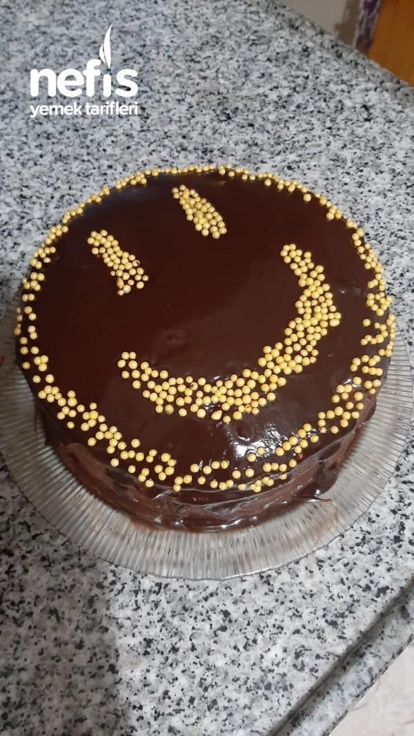Boool Çikolatalı Yaş Pasta