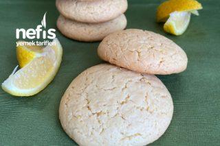 Limonlu Cookie Tarifi