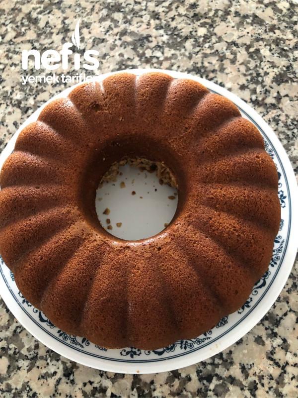 Limonlu Fındıklı Yumuşacık Kek